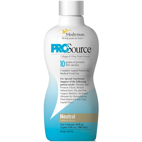 ProSource Protein Supplement Medtrition/National Nutrition 11432