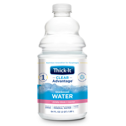 Thick-It Clear Advantage Thickened Water Kent Precision Foods B450-A5044