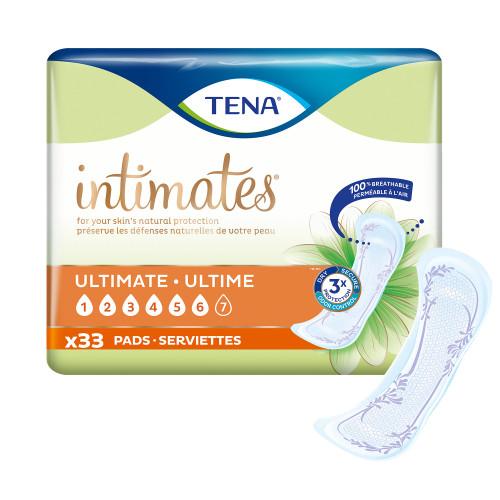 TENA Intimates Ultimate Bladder Control Pad Essity HMS North America Inc 54305