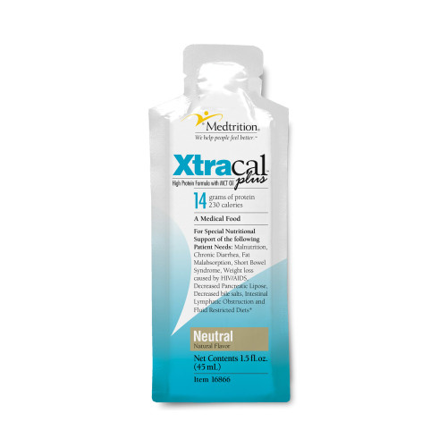 XtraCal Plus High Calorie Supplement Medtrition/National Nutrition 16866