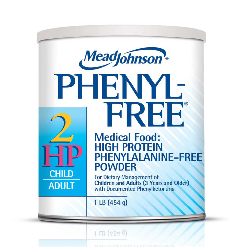 Phenyl-Free 2HP PKU Oral Supplement Mead Johnson 891401