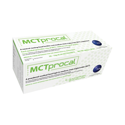 MCTprocal MCT Oral Supplement Vitaflo USA LLC 50236