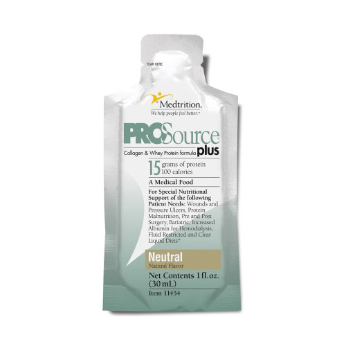 ProSource Plus Protein Supplement Medtrition/National Nutrition 11454
