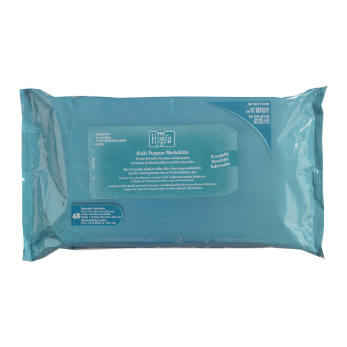 Hygea Personal Wipe Professional Disposables J22750