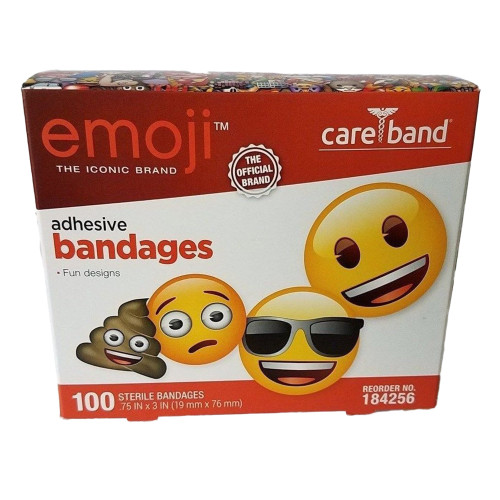 emoji Adhesive Strip ASO Corporation 184256