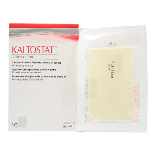 Kaltostat Calcium Alginate Dressing Convatec