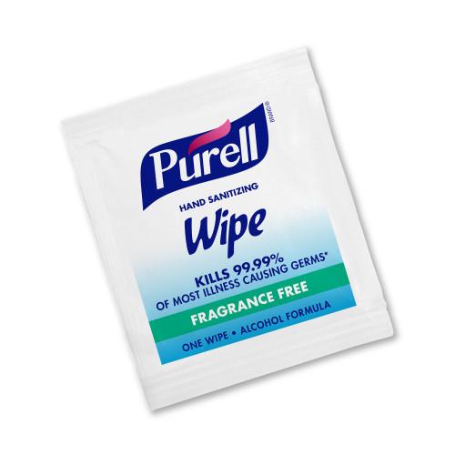 Purell Hand Sanitizing Wipe GOJO 9022-10