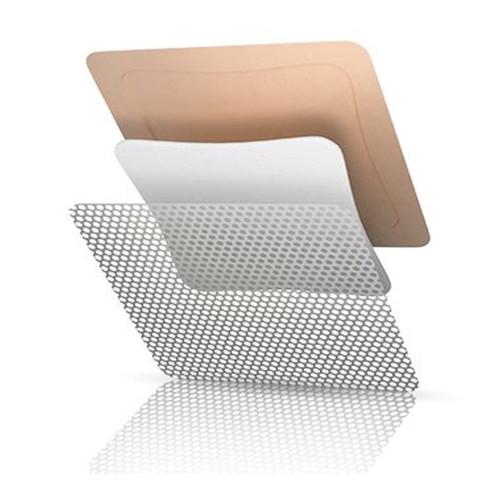 TIELLE ESSENTIAL Silicone Foam Dressing Systagenix Wound Management TLESB1010U