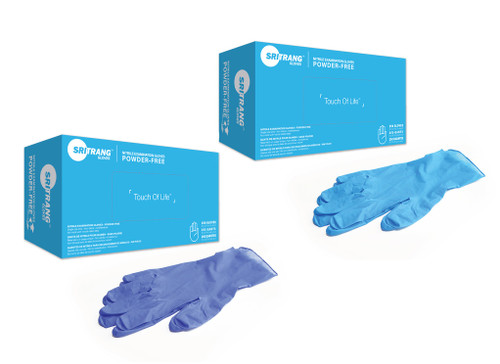 Touch of Life Exam Glove McKesson Brand 7025429
