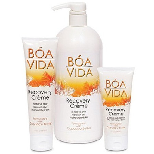BoaVida Recovery Creme Hand and Body Moisturizer Central Solutions BOVI21002