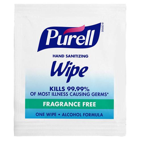Purell Hand Sanitizing Wipe GOJO 9021-1M
