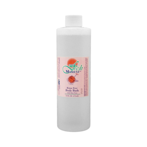 Fresh Moment Rinse-Free Body Wash McKesson Medical Surgical HDX-D2502