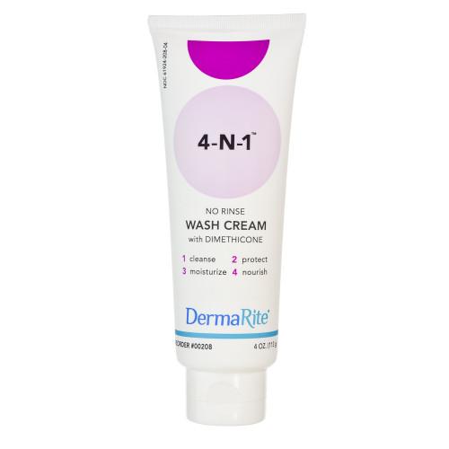DermaRite 4-N-1 Rinse-Free Body Wash DermaRite Industries 208