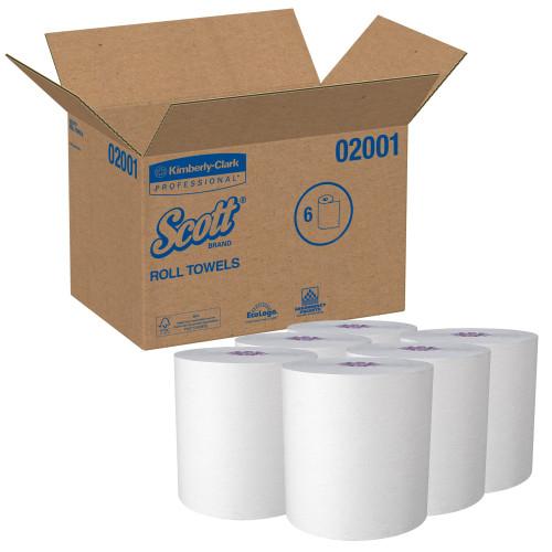 Scott Essential Paper Towel Kimberly Clark 02001