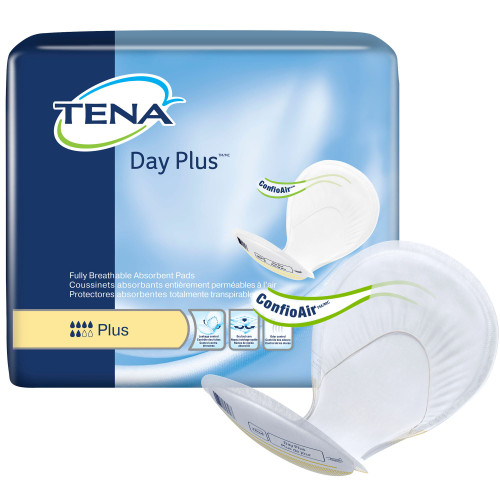 TENA Day Plus Bladder Control Pad Essity HMS North America Inc 62618