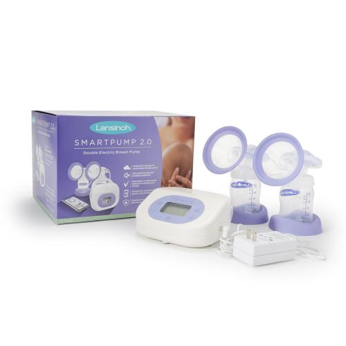 Lansinoh Smartpump 2.0 Double Electric Breast Pump Kit Emerson Healthcare 53250