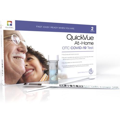 Quidel Rapid Test Kit Quidel 20402