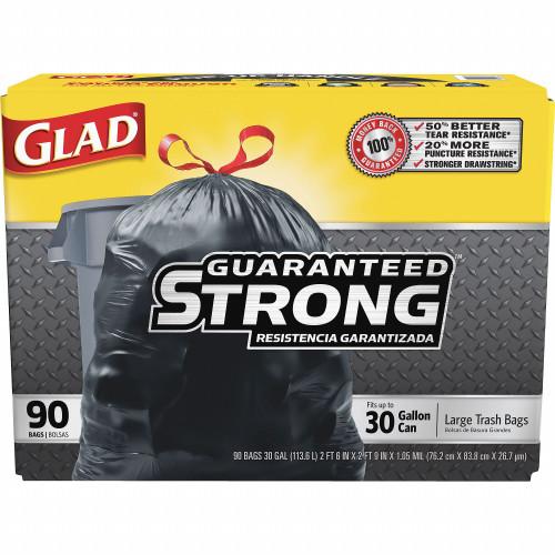 Glad Trash Bag RJ Schinner Co 78952