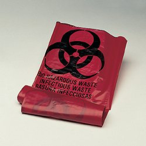 Unimed - Midwest Biohazard Waste Bag Unimed - Midwest 01EB086000