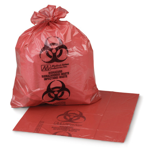 McKesson Infectious Waste Bag McKesson Brand 03-4550