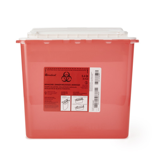 AP Line Sharps Container ABM North America FGAP5Q4RC001
