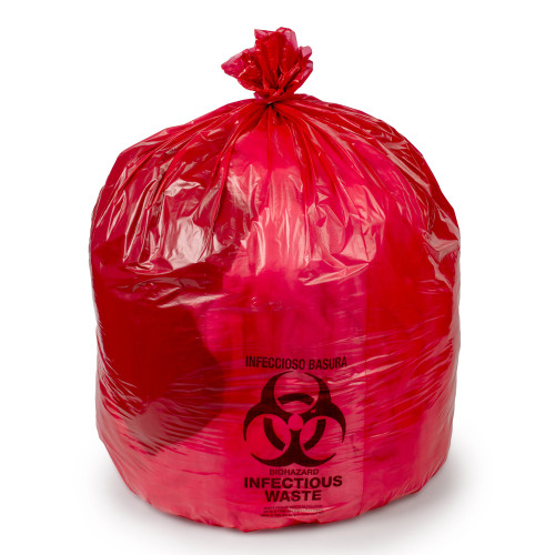 Colonial Bag Infectious Waste Bag Colonial Bag Corporation HDR404817