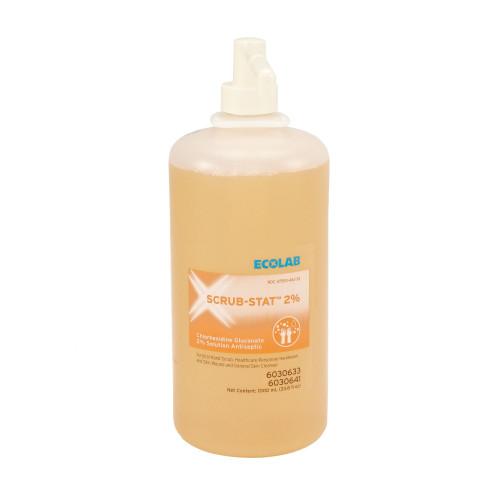 Scrub-Stat Surgical Scrub Ecolab 6030641