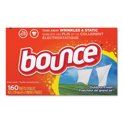 Bounce Dryer Sheet Lagasse PGC80168CT