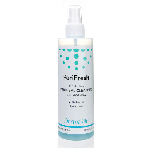 PeriFresh Rinse-Free Perineal Wash DermaRite Industries 199