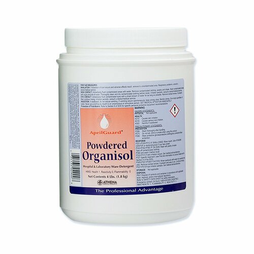 AprilGuard Organisol Instrument Detergent MAC Medical Supply Company 002900