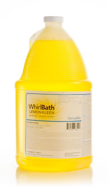 WhirlBath Lemon Kleen Whirlpool Disinfectant Cleaner DermaRite Industries 00238