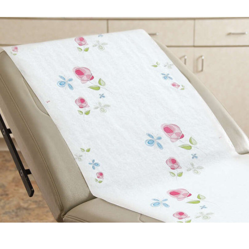 Rose Garden Table Paper Graham Medical Products