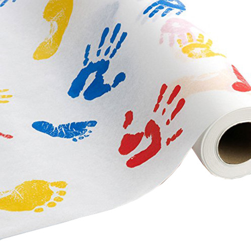 Tiny Tracks Table Paper Graham Medical Products