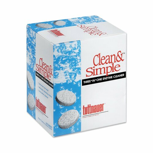 Clean & Simple Ultrasonic / Enzymatic Solution Tuttnauer USA CS0144