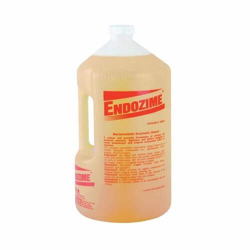 Endozime Dual Enzymatic Instrument Detergent Ruhof Healthcare 34509-27