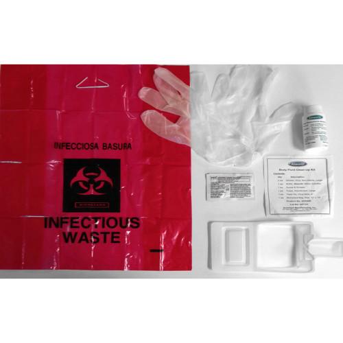 Absorb Spill Kit Northfield Manufacturing SPK500