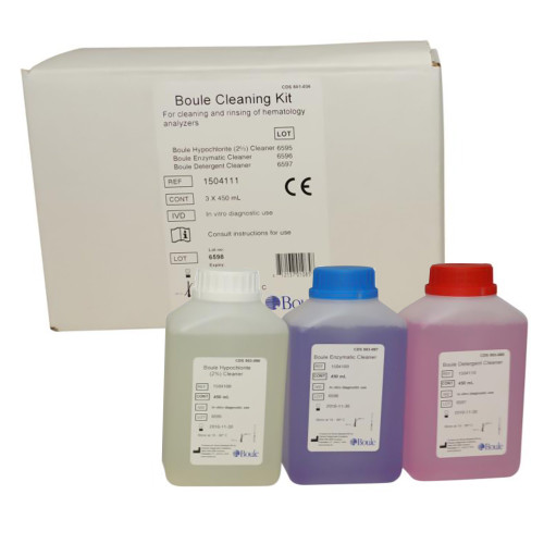Medonic CDS / M Series Boule Cleaning Kit Clinical Diagnostic Solutions 501-036