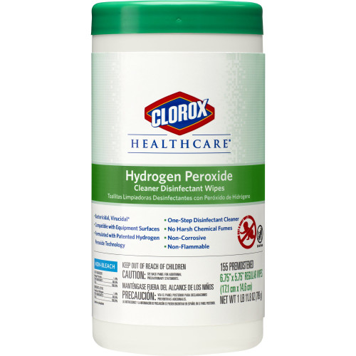 Clorox Healthcare Surface Disinfectant Cleaner The Clorox Company 30825
