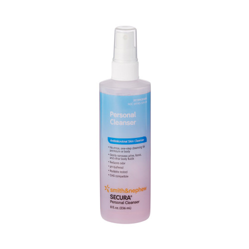 Secura Personal Antimicrobial Body Wash Smith & Nephew 59430400