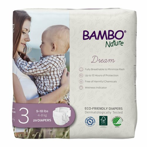 Bambo Nature Diaper Abena North America 1000016925