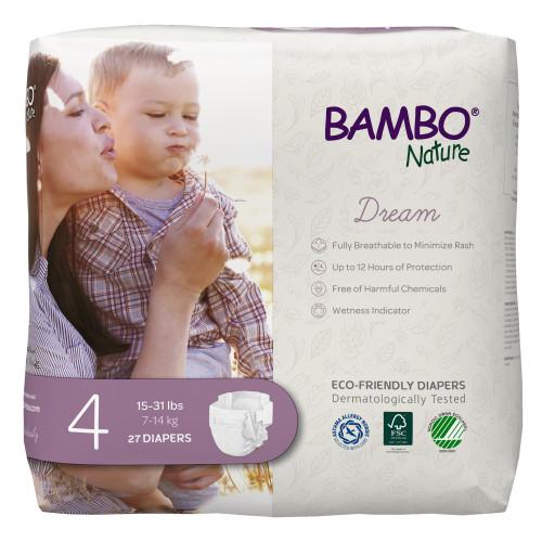 Bambo Nature Diaper Abena North America 1000016926