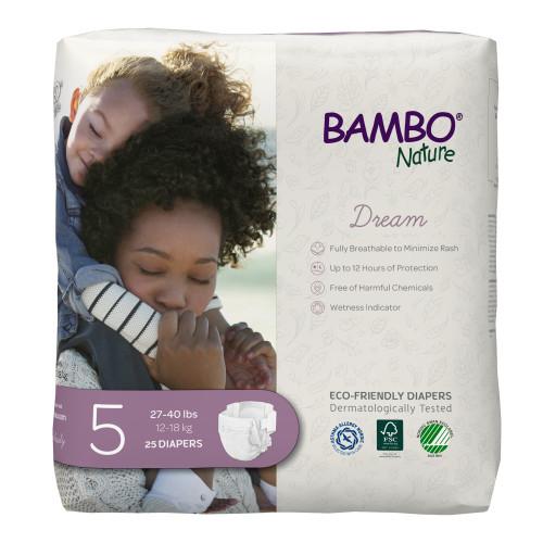 Bambo Nature Diaper Abena North America 1000016927