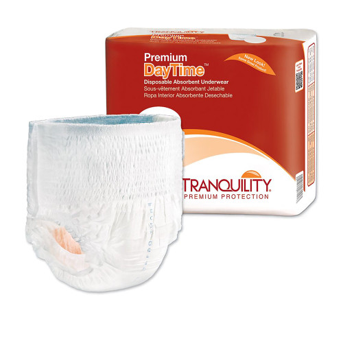Tranquility Premium DayTime Absorbent Underwear Principle Business Enterprises 2105