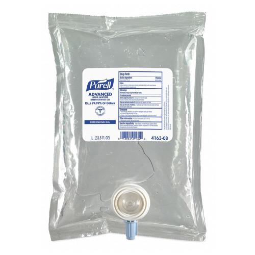 Purell Advanced Hand Sanitizer GOJO 4163-08