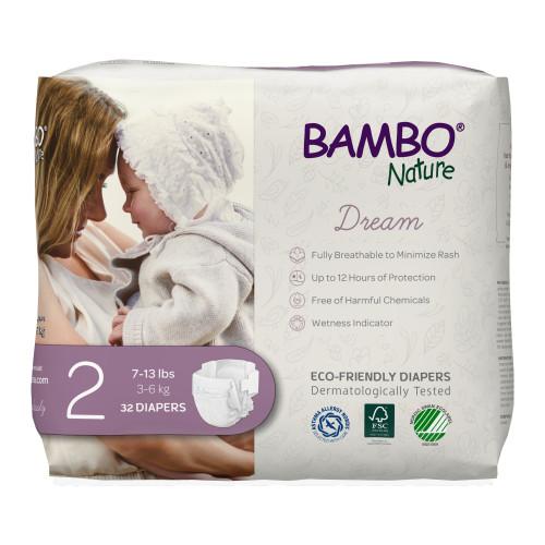 Bambo Nature Diaper Abena North America 1000016924