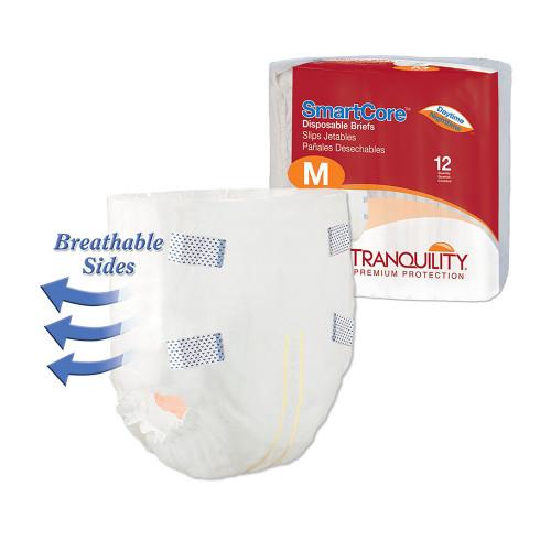 Tranquility SmartCore Incontinence Brief Principle Business Enterprises 2311