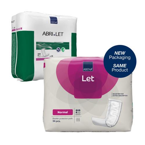 Abena Abri-Let Normal Incontinence Booster Pad Abena North America 300216
