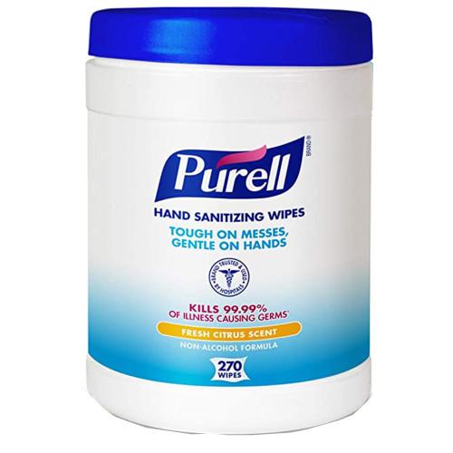 Purell Hand Sanitizing Wipe GOJO 9113-06