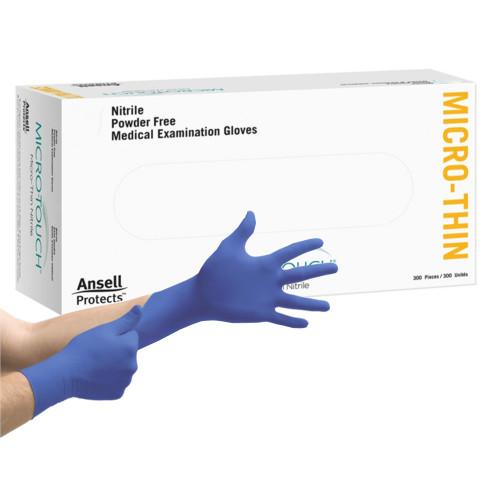Micro-Touch Micro-Thin Exam Glove Ansell 6034313
