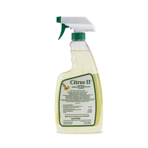 Citrus II Surface Disinfectant Cleaner Beaumont Products 633712927